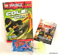 NINJAGO Book & Mini Figure Premium