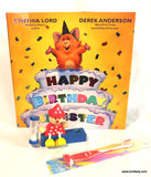 Hard Cover Story Book Bedtime Set - You Choose the Book