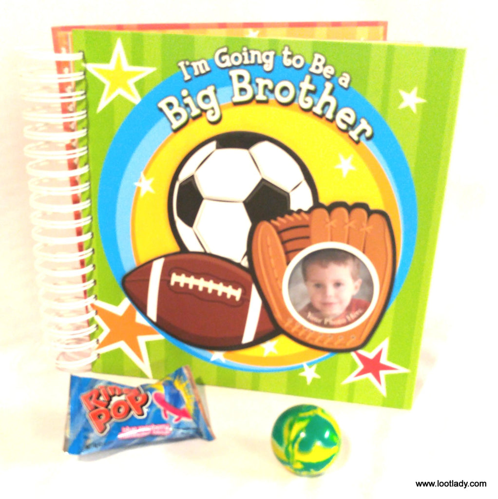 """Big Brother Book"" Celebrating becoming a Big Brother"