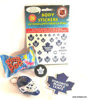Toronto Maple Leafs Hockey Fun Bag