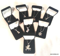 Crystal Prism Jewelry - Elegenty Crafted Necklaces - You Choose