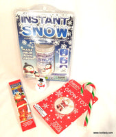 Instant Snow Holiday Science - last ones