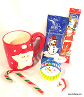 Santa Mug Gift Set - ON SALE Last one