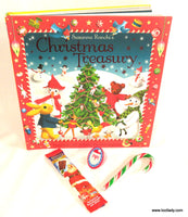 Christmas Treasury Book Premium