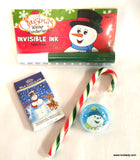 Invisble Ink Christmas Activity Pad - You Choose