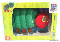 The Hungry Caterpillar - Plush Story Book 0+