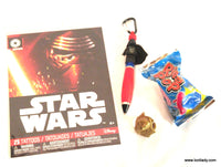 Star Wars *LEGO Pen & Tattoos Special
