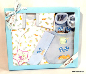 Twinkie New Born Set  - Pink or Blue