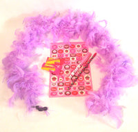 Feather Boa Fun Bag