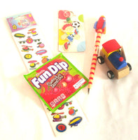 Classic Wood Toys - Space Pen & Wooden Vehicle