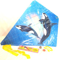 Animal Kite Fun Bag - You Choose Whales, Butterfly or Koala