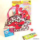 The Clifford Collection - Plush Purse