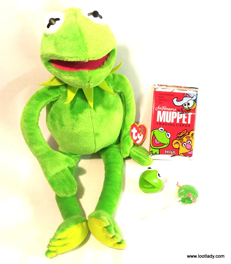 "TY 12"" Licensed Plush - Kermit The Frog"