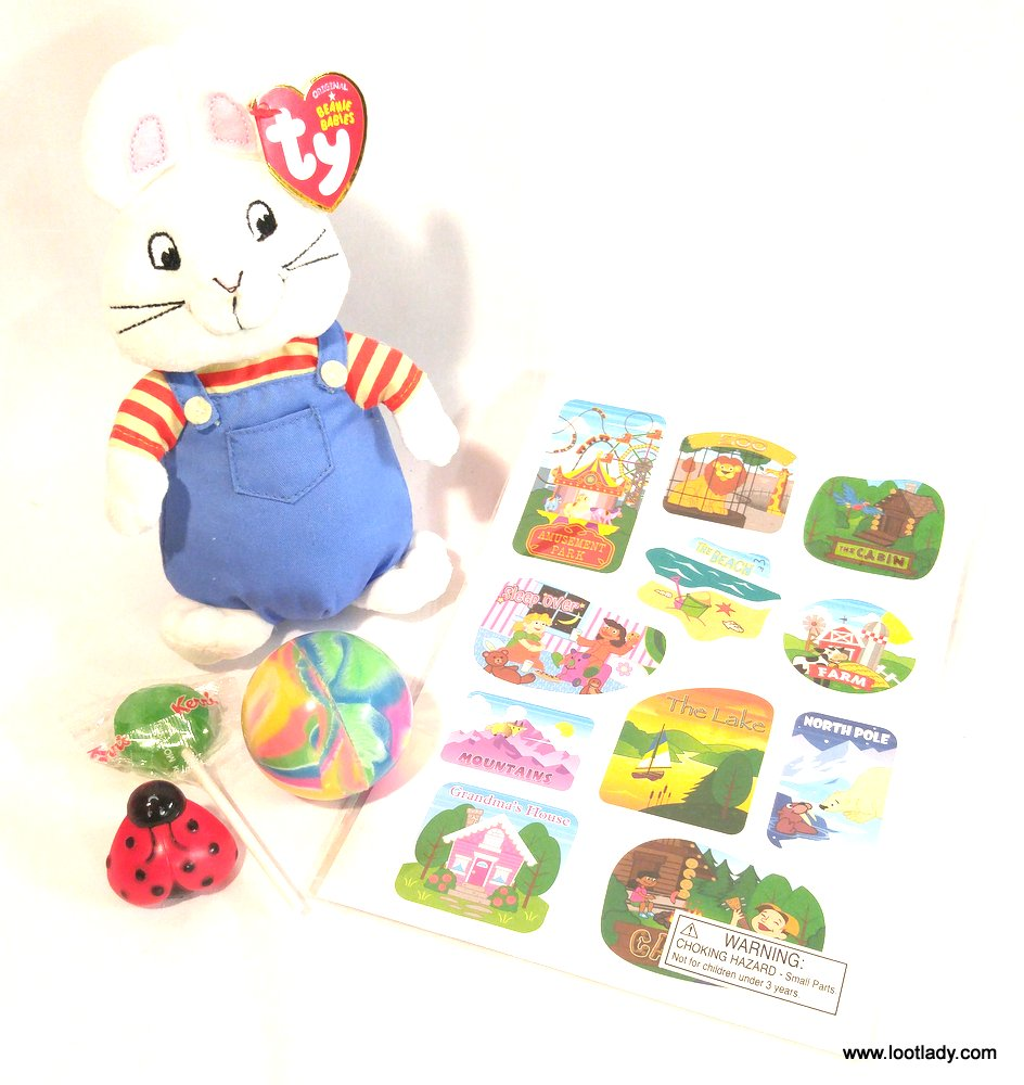 TY Licensed Collection - Max from Max & Ruby