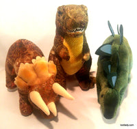 Dinosaur Plush with Sound - You Choose!