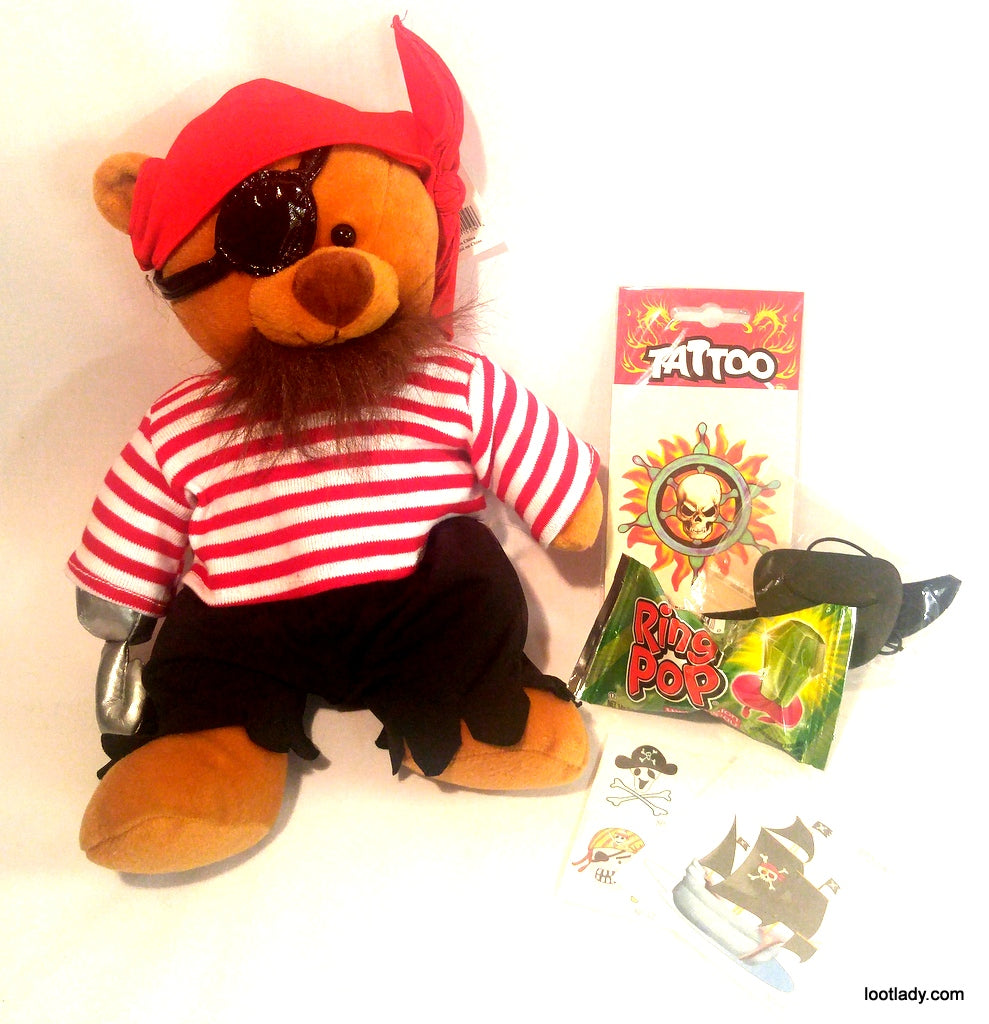 Ganz Pirate Bear Supreme - On Clearance