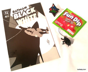 Batman Black & White - Vintage Comic
