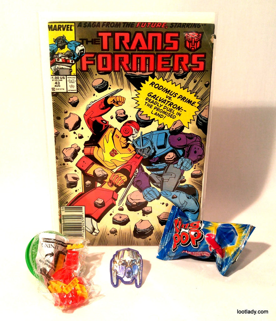 Transformers - Collector Comic