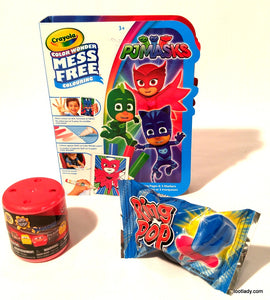 PJ Masks Colour Wonder Activity Kit - Mess Free Play!