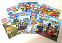 LEGO City Story Book Top Pick