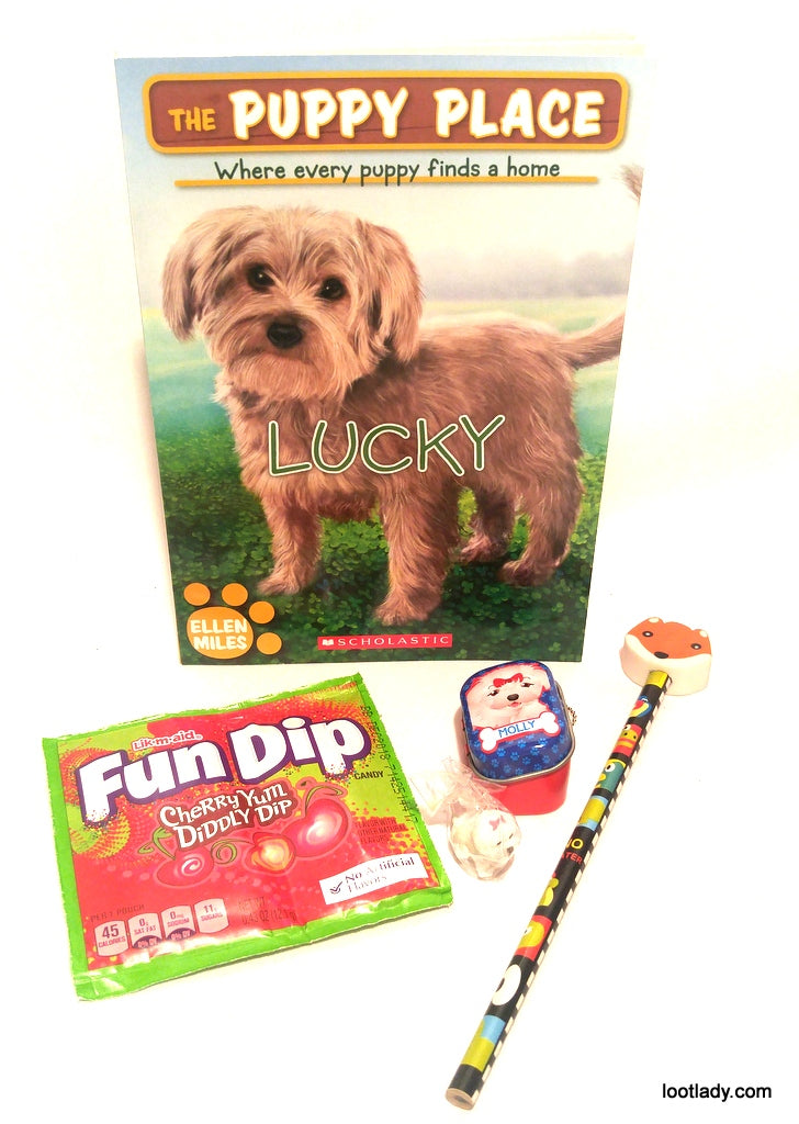 The Puppy Place Chapter Book Top Pick