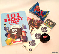 101 Hockey Jokes Book