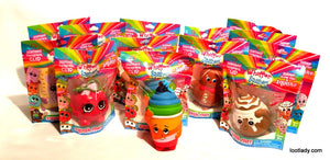 Whiffer Squishers - Squishy Scented Backpack Clips!