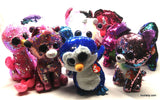 TY LARGE Flippables Sequin Beanie Boos!