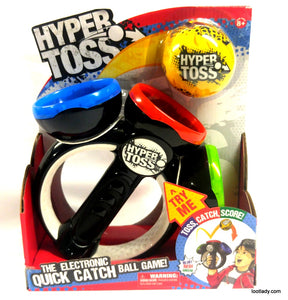Hyper Toss Game with Sound