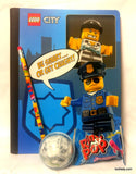 LEGO City Note Book Deluxe