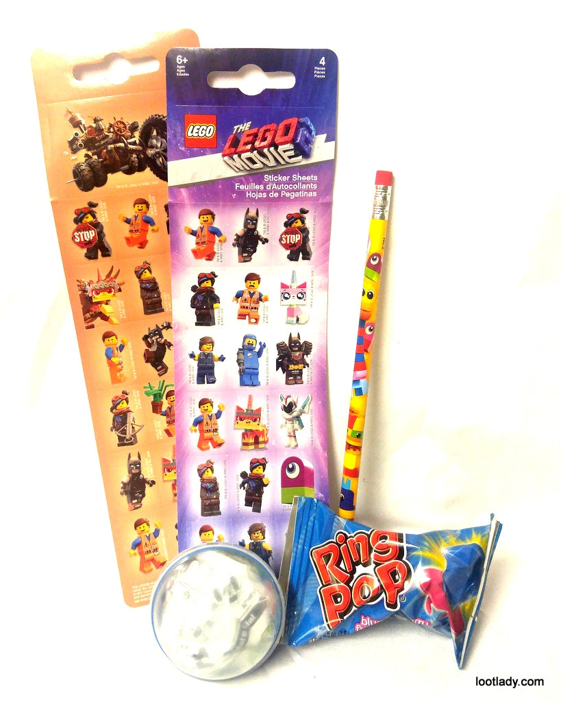 LEGO MOVIE 2 Fun Bag