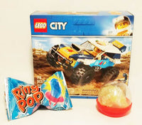 LEGO City Supreme - Dessert Valley Racer