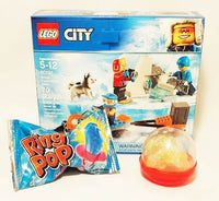 LEGO City Supreme - Arctic Exploration Team