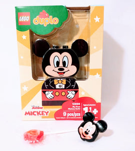 Mickey or Minnie Mouse - My First LEGO Duplo Supreme
