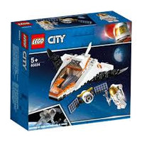 LEGO City Satellite Service Mission Supreme