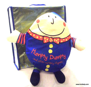 Humpty Dumpty Interactive Cloth Book