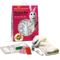 Folkmanis Make Your Own Puppet Craft