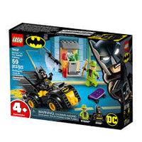 LEGO Supreme - Batman Vs the Riddler with Batmobile! 4+