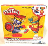 Play Dough - Superhero Can Heads
