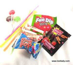 Candy Fun Bag