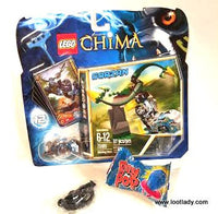 LEGO Chima Action Sets Supreme