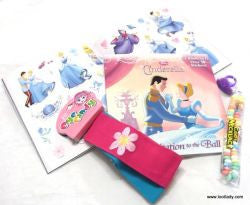 Cinderella Picture Book Top Pick (2 story books in 1)