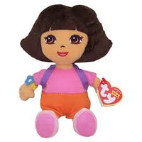 Dora or Boots TY Plush Plus