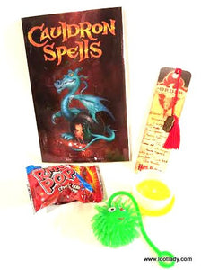 Frogspell Series - Chapter Book Deluxe