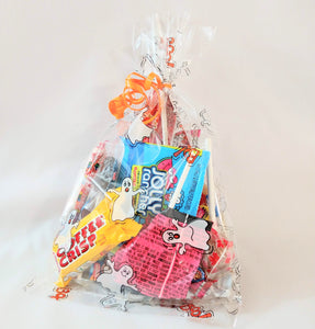 Halloween Trick or Treat Candy Bags!