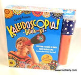 Kaleidoscope Kit & Book - Build your own!