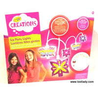 Ice Party Lights Kit by Crayola Creations