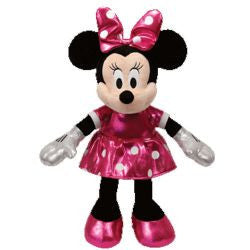 "Minnie Mouse TY Sparkle 14"" Plush Supreme"