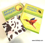 Origami Boxed Sets - You Choose Animals or Flowers