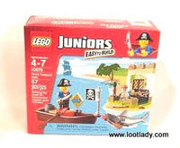 LEGO Jr. Pirate Treasure Hunt